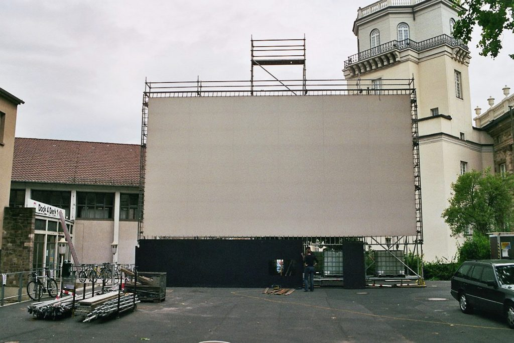 Open Air Kino Kassel